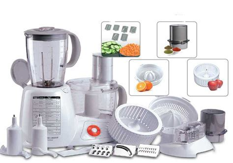 Why Mixer Grinder With Food Processor Is A Bad Choice