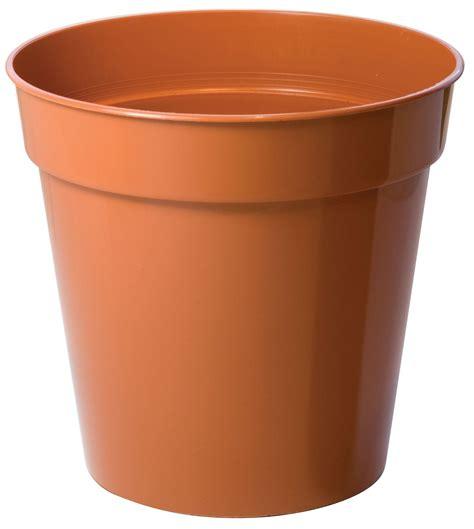 Plant Pots by Plastic Terracotta Bell Pot H 27cm Dia 38cm
