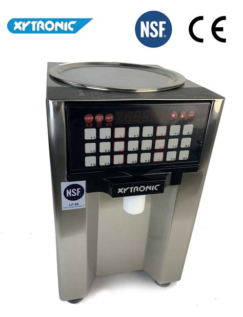 fructose quantitative machine ss product center