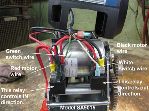 Volt Winches With Remote Switch Manual Dutton