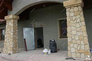 Verblender Kunststoff Außen : steinwand ~ Michelbontemps.com Haus und Dekorationen
