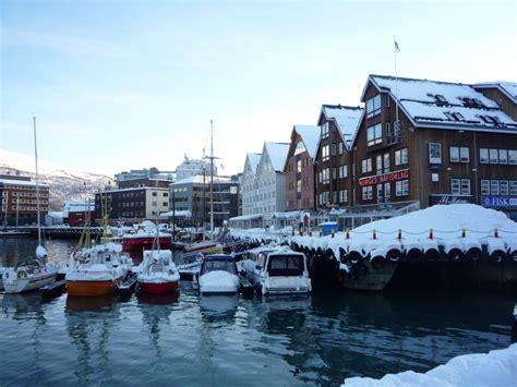 port de troms 248 en norvege carnets nordiques