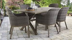 home depot outdoor patio furniture dining sets hello ross With patio furniture home depot ca
