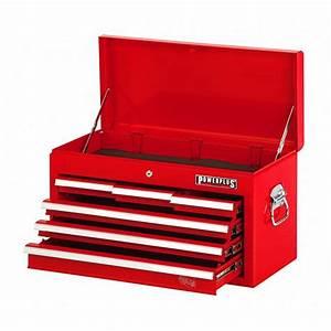 Werkzeugkiste Mit Schubladen : werkzeugkiste rot mit 6 schubladen und einzelarretierung powerplustools gmbh ~ Eleganceandgraceweddings.com Haus und Dekorationen