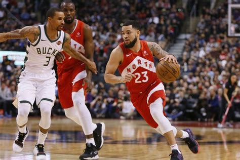Fred VanVleet to miss three weeks with thumb ligament ...