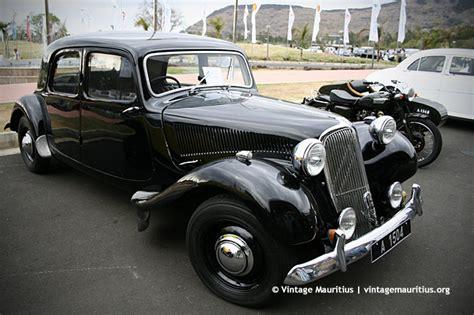 Vintage Citroen Mauritius