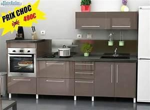 Cuisine Prix Discount : cuisine a prix discount ~ Edinachiropracticcenter.com Idées de Décoration