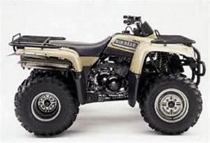 Yamaha Yfm400 Bigbear Kodiak 400 Yfm400fwa