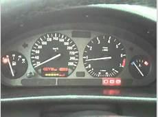 BMW e36 Gauges Problem temp fuel speedo odometer YouTube