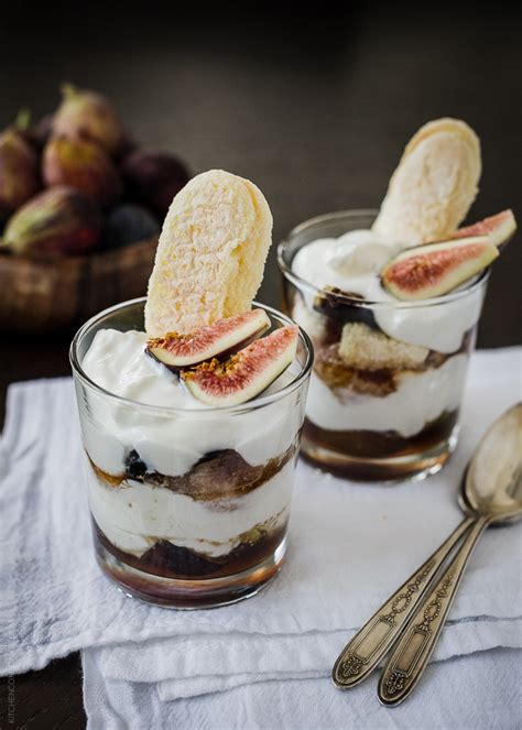 honeyed fig trifle with goat cheese mascarpone yogurt kitchen confidante