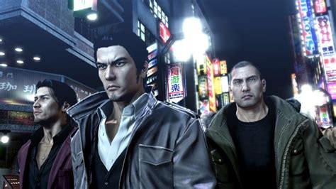 yakuza  yakuza   yakuza    remastered