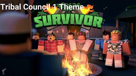 Roblox Survivor - Tribal Council 1   OST Chords - Chordify