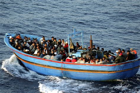 Immigrant Boat by Councillor Investigated Boat Of