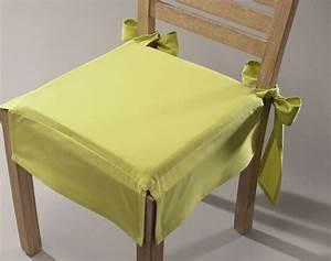 Galette De Chaise 50x50 : galette de chaise volantee pas cher ~ Teatrodelosmanantiales.com Idées de Décoration