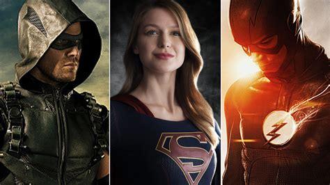 cbs open  supergirl crossing   arrow