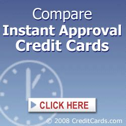I received online approval for the visa signature flagship rewards credit card on aug. Instant credit card approval: Get your questions answered - CreditCards.com