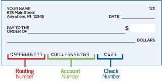 Comerica routing numbers   Comerica
