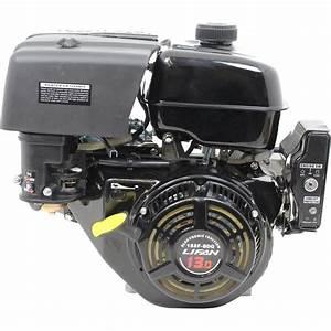 Lifan 1 In  13 Hp Threaded Shaft Gas Engine For Heavy Duty