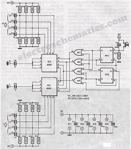 Stereo Audio Switch Circuit