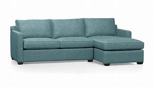 davis 2 piece sectional sofa in teal everything turquoise With davis 4 piece sectional sofa