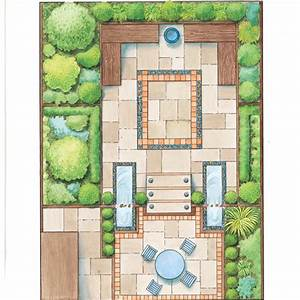 Problem soliving small garden design layouts ideal home for Small garden layout