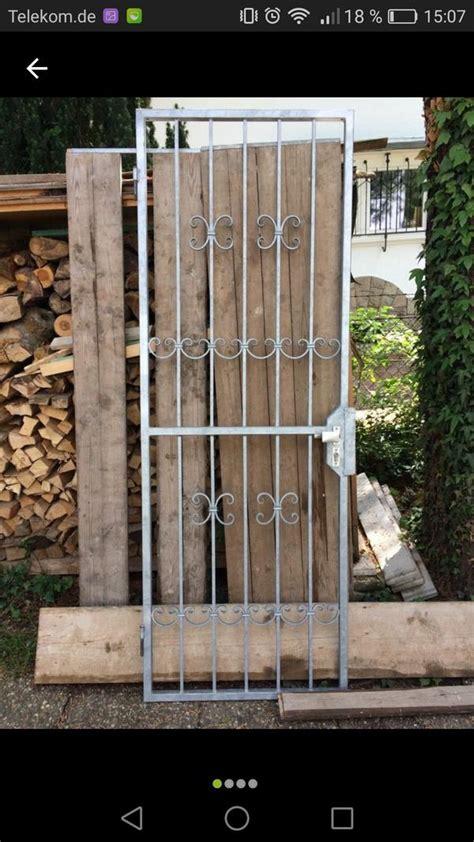 Türgitter Gittertür Einbruchschutz Tür In Darmstadt