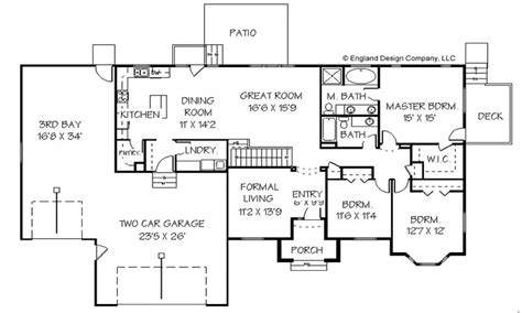 home blueprints family room addition floor plans home addition plans for