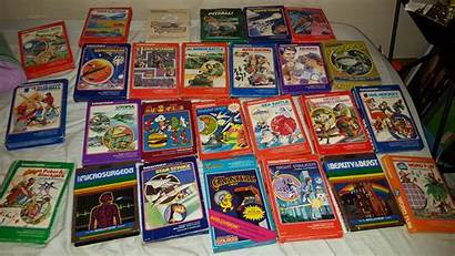 Intellivision Games Boxed Complete Plus Sold Atariage