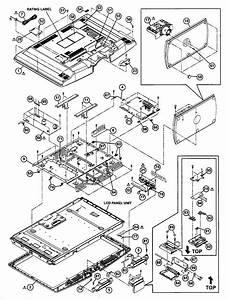 Jvc Lcd Television Parts