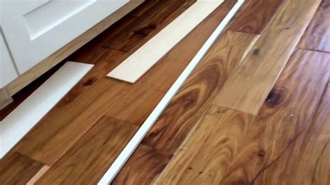 How to install cabinet toe kick base on an unleveled floor