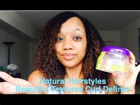 beautiful textures curl definer styling custard review