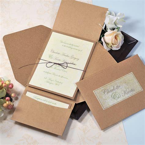 premium  mailer invitation kit couture bridal