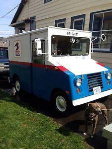 New Llv Postal Vehicle by 1971 Vintage Usps Ford Mail Truck Postal Vehicle Postal