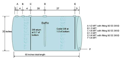 Marine Fuel Tank Dimensions by Repowering A Marinette 34 By Andre Langevin