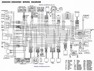 Xs650 Chopper Wiring Diagrams