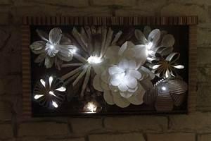 Tableau Lumineux Message : tableau lumineux la bo te woody ~ Teatrodelosmanantiales.com Idées de Décoration