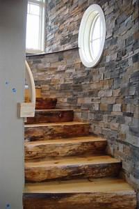 Interesting, Window, Along, The, Stairways