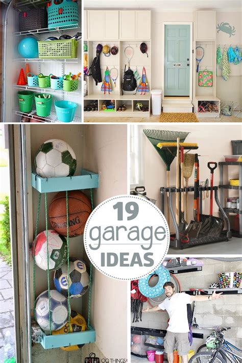garage organization ideas garage organization tips 18 ways to find more space in