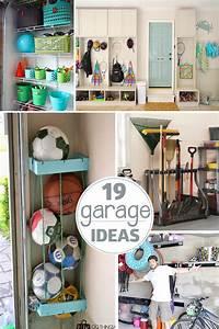 Garage, Organization, Tips