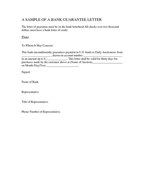 covering letter for bank guarantee fresh letter format for bank guarantee hotelsinzanzibar co