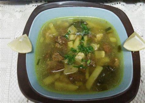 Rebus kikil (daging tetelan) dengan air hingga 2. Resep Soto Daging dan Kikil oleh Nurhayati - Cookpad