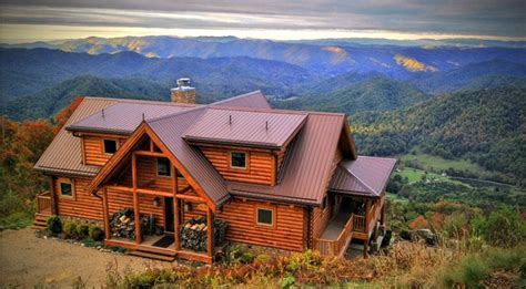 blue ridge mountains cabins  vacation rentals  nc sc va wv ga tn md cabins  west