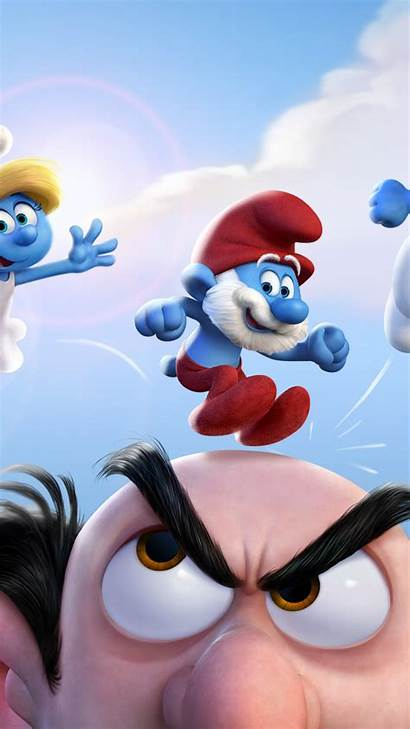 Cartoon Animation Movies Wallpapers Smurfy Wallpapershome
