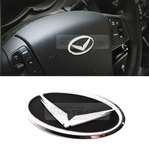 Horn Hyundai by Eagle Dress Up Emblem Steering Wheel Horn Cap For Hyundai