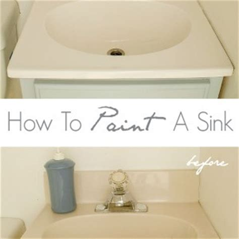 how to paint a bathroom sink where are they now how to paint a bathroom sink it