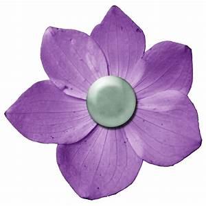 Dark, Purple, Flower, Png, 6221