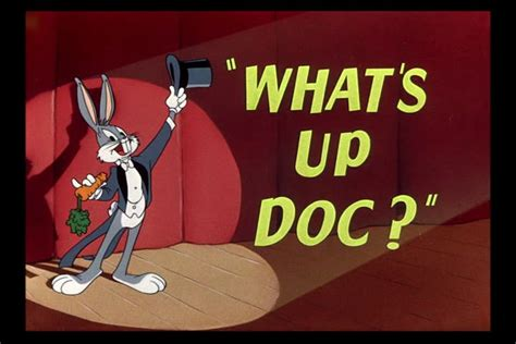 What's Up Doc? - Looney Tunes