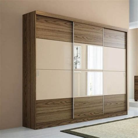 brown modern wooden wardrobe rs  square feet mahis