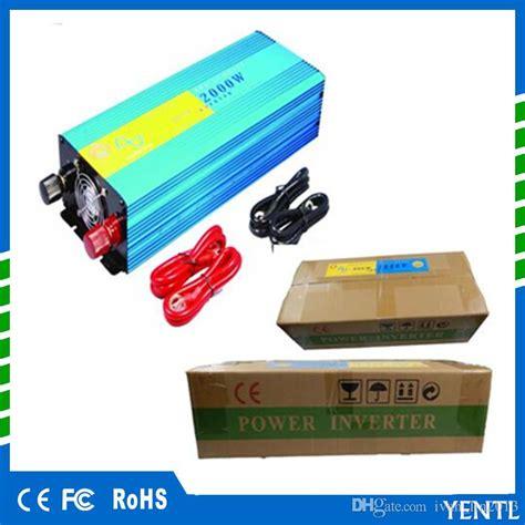 Car Inverter Circuit Diagram Power