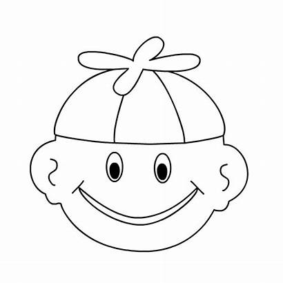 Smile Printables Coloring Face